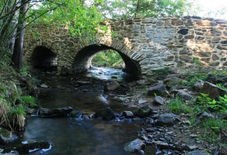 Reference, Ratiborova Lhota, mostek, polní cesta