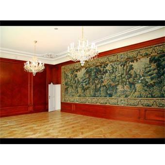 Rekonstrukce a renovace budovy velvyslanectví Egyptské republiky v Praze