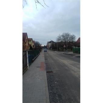 Rekonstrukce ulice B.Němcové v Třeboni