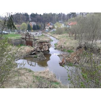 Rybník Zájezdek, rekonstrukce hráze a objektů