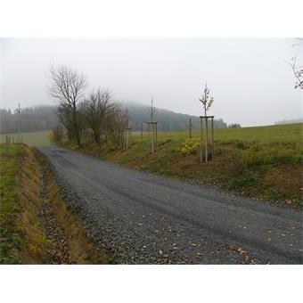 Polní cesty HPC v k.ú. Chodská Lhota a VPC 21 v k.ú. Pocinovice
